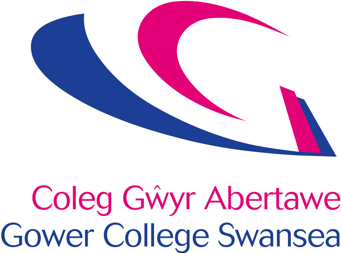 Logo Gower College Swansea